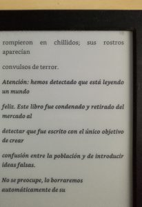 ebook con copia de Un mundo feliz