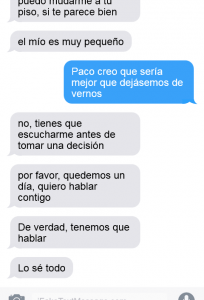 Chat con Paco